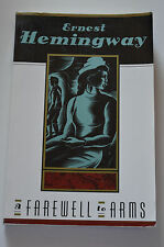 a farewell to arms.p/back by ernest hemingway. pub 1995