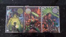 Green Lantern Dragon Lord 1 2 3 DC Comics 2001 Unread Set See Images A4