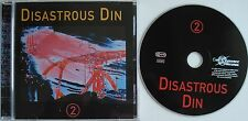 DISASTROUS DIN   2   ___   18 Track CD  ALBUM  __  ConSequence Records