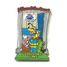 Pluto Welcome Home I Heard The Secret Gift Vacation Club Dvc Disney Pin