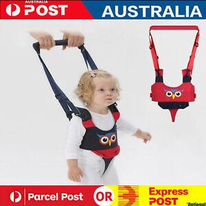 Baby Walking Harness Adjustable Train Safe Standing for Kids Learning Helper AUS