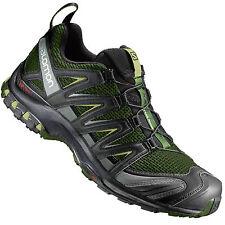 Salomon XA Pro 3d Scarpe da Trail Running Uomo Verde (chive/black/beluga) 43