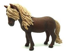 O7) Schleich Island Pony Pony yegua sonderbemalung caballo