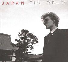Japan, Tin Drum, Excellent Original recording remastered,Or