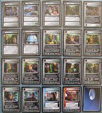 Star Trek CCG The Borg Rare Cards [Part 1/3]