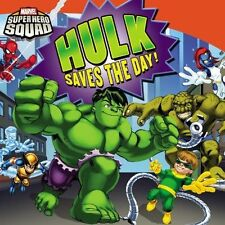 Super Hero Squad: Hulk Saves the Day! by Chris Strathearn (Paperback, 2010)