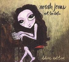 Not Too Late by Norah Jones (CD, Jan-2007, Blue Note (Label))
