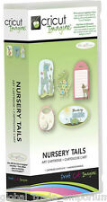 CRICUT ' NURSERY TAILS ' For Imagine and Expression II Machines - Art CARTRIDGE