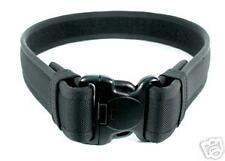 """BlackHawk Duty Gear Nylon LE Belt w/loop  38"""" - 42""""  Large  44B2LGBK Padded"""