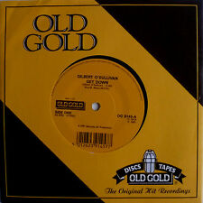 "7"" 70s OLD GOLD MINT-! GILBERT O´SULLIVAN : Get Down + Nothing Rhymed"
