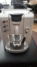 Martello Kaffeekaspselautomat Mit Milchaufschäumer(SILBER)mit Originalverpackung
