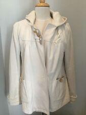 Rip Curl coat jacket XL Cream