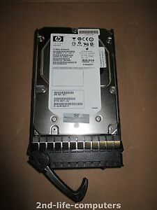 HP BF450DAJZR 450GB 15K 2/4GB FIBRE CHANNEL 3.5'' HARD DRIVE FROM: HP AG638A