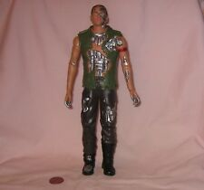 "9"" Battle Damaged Marcus Figure From Terminator Salvation; By Playmate Toys"