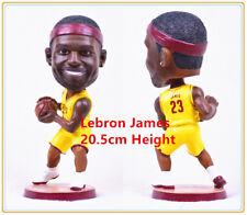 New!!! Cleveland Cavaliers #23 Lebron James Bobblehead Figure 20.5cm Tall