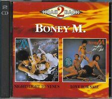 BONEY M. / BACK 2 BACK 2CD SET Nightflight To Venus, Love For Sale(LIZ MITCHELL)