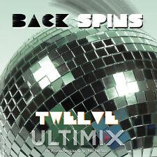 Back Spins 12 CD Tom Petty Daddy Mobile Medley Zac Brown Band Boyz II Men Fragma