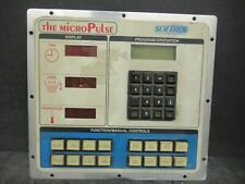 MICROPULSE WASHER CONTROLLER SOFTROL MODEL 6644 OPERATOR INTERFACE