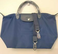 Brand New LONGCHAMP LE PLIAGE NEO Top Handle Medium Bag Navy