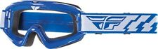 FLY Racing Focus offroad riding motocross atv goggles BLUE atv MX YOUTH KIDS