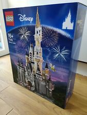 New LEGO 71040 Disney Castle 48h Courier FULL INSURANCE excellent box condition