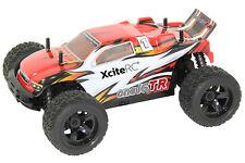 Ferngesteuertes RC Auto - XciteRC Truggy one16 TR - 4WD RTR, rote Karosserie