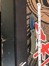 Sarge Knives Sk-301Bl Lock Back Folding Knife
