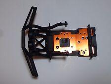HPI Savage XL/Flux Frontrammer #H85059 + Skid Plate #H85234 + untere Platte, NEU