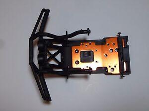 HPI Savage XL Flux Octane Frontrammer 85059 mit Skid Plate 85234 untere Platte