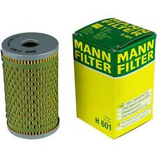 Original MANN-FILTER Ölfilter Oelfilter H 601 Oil Filter