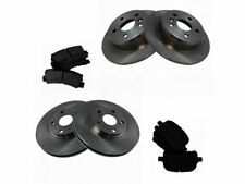 For 1999-2001 Lexus RX300 Brake Pad and Rotor Kit Front and Rear 89276GX 2000