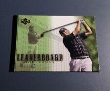 TOM LEHMAN 2001 UPPER DECK GOLF CARD # 96 B7391