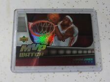 LEBRON JAMES MVP WATCH NM! *2006-2007 UD RESERVE*