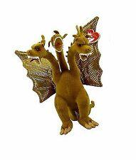 Ty Classic King Ghidorah Godzilla Japan 01 Toho RARE Beanie Baby 3 Headed Dragon