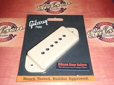 Gibson Les Paul Pickup Cover P-90 Dogear Creme P-100 Guitar Parts CS SG Cream ES