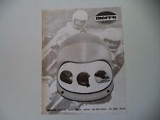 advertising Pubblicità 1976 CASCO BIEFFE HELMETS