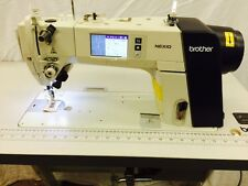 NEW BROTHER S7300A- 403P NEXIO DIRECT DRIVE INDUSTRIAL LOCKSTITCH SEWING MACHINE