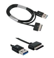40 pin USB 3.0 Dati Sincronizzazione Cavo Caricabatteria per Asus Eee Pad Transformer TF101 TF201
