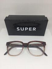 New Retrosuperfuture People 818 Eyeglasses Brown Fade Optical SUPER 818/0T