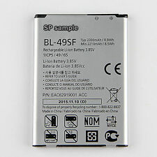 Original Battery BL-49SF Battery 2300mAh For LG G4C G4S H735T H525N G4 mini