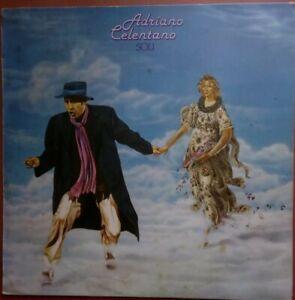 LP 33 Adriano Celentano – Soli Clan 1979 (48)