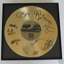 Tedeschi Trucks Band CD + decorazione disco d'oro + AUTOGRAFO/Autograph