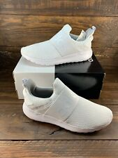 Adidas Cloudfoam Lite Racer Adapt Men's Slip On Shoes/ Sneakers- BC0941- NEW