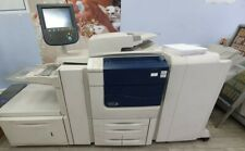 Xerox DocuColor DC 550 Digital Colour printing press with finisher &