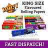 Juicy Jays Flavoured Papers (KING SIZE) Slim Hand Rolling Fruity Cigarette Rizla