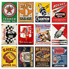 Retro Metal Signs/Plaques, Man Cave, Cool Novelty Gift, Garage, Dads