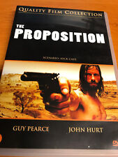 THE PROPOSITION : GUY PEARCE - DVD - NIEUW NEUF