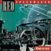 *NEW* CD Album Reo Speedwagon - Wheels Are Turnin' (Mini LP Style Card Case)