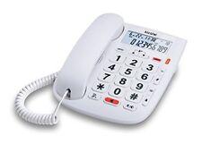 Alcatel T Max 20 Téléphone filaire Blanc