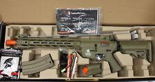 """Lancer Tactical M4 SPR """"Interceptor"""" LT-25T-G2 Gen 2 (DE) Airsoft Gun Rifle Air"""